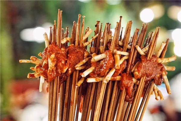 串串香哪里好吃