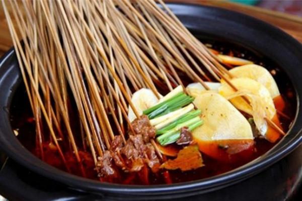 成都特色美食串串香哪家好吃