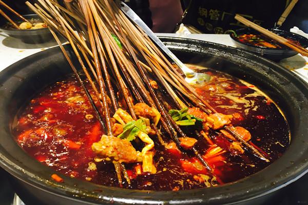 成都砂锅串串香加盟店哪家好吃?