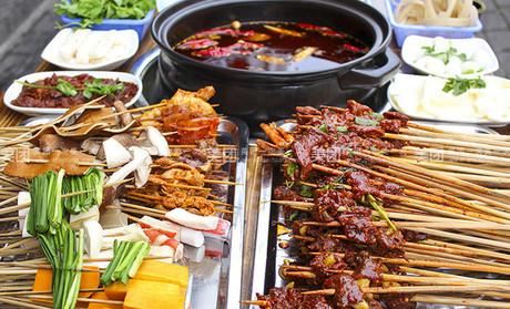 串串香菜品